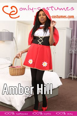 Amber Hill at OnlyCostumes