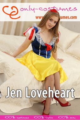 Jen Loveheart at OnlyCostumes
